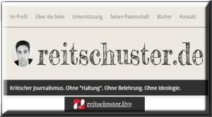 Reitschuster.de | So geht Journalismus - alles andere ist Propaganda