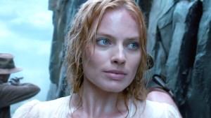 Margot Robbie Legend of Tarzan David Yates