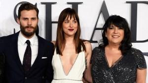 E.L. James cast