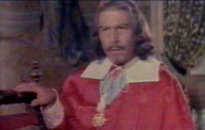 Enrico Maria Salerno è il cardinale Mazarino