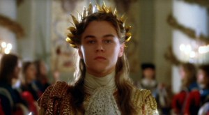 Leonardo DiCaprio è Luigi XIV