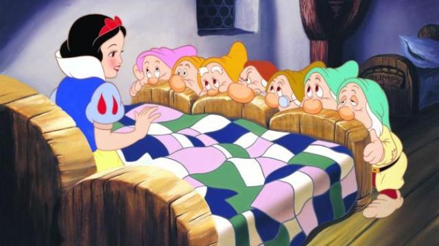 Biancaneve e i sette nani (1937) di David Hand