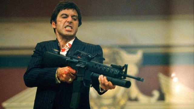 L'eroe negativo di Scarface (1983) di Brian De Palma