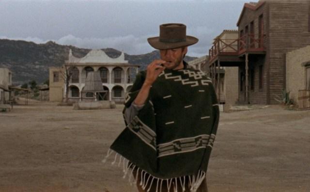 Per un pugno di dollari (1964) di Sergio Leone