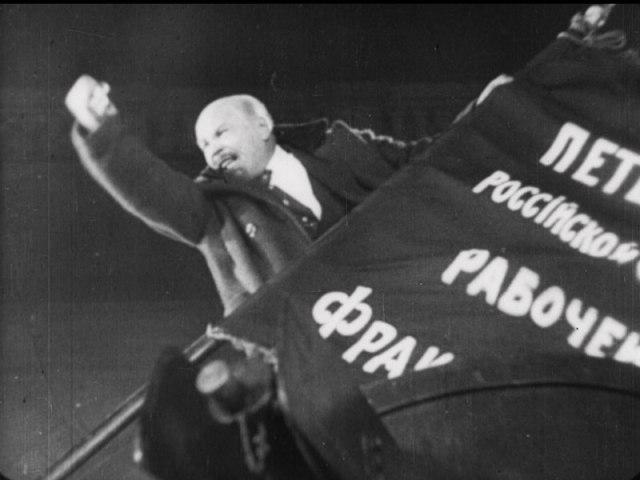 Ottobre (1928) di Sergej Michajlovič Ėjzenštejn