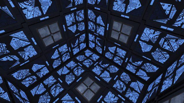 Cube - Il cubo (1997) di Vincenzo Natali