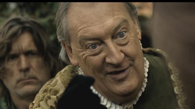 Jacopo Pazzi (Michael Culkin) in Da Vinci's Demons