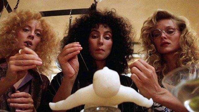 Le streghe di Eastwick (1987) di George Miller