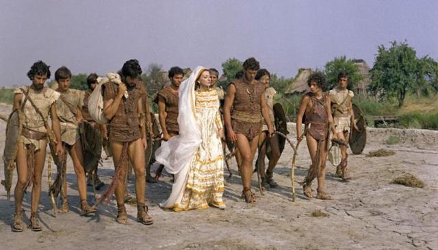 Medea (1969) di Pier Paolo Pasolini