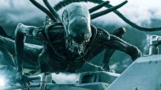 Lo Xenomorfo della saga di Alien