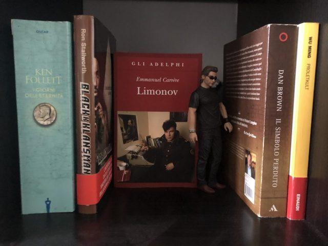 Limonov_Libri Senza Gloria
