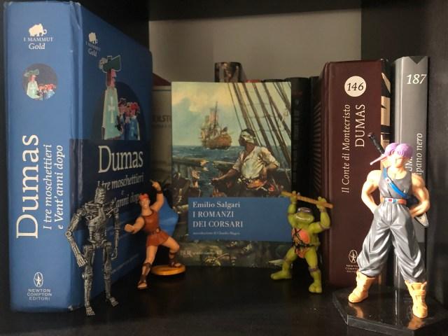 I romanzi dei corsari_Libri Senza Gloria