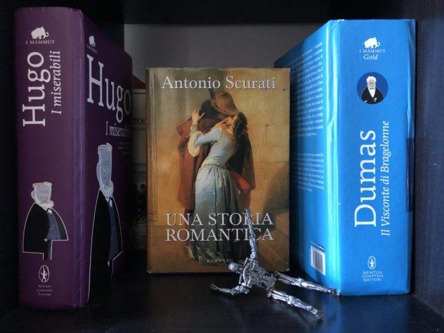 Una storia romantica_Libri Senza Gloria