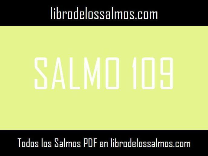 salmo 109