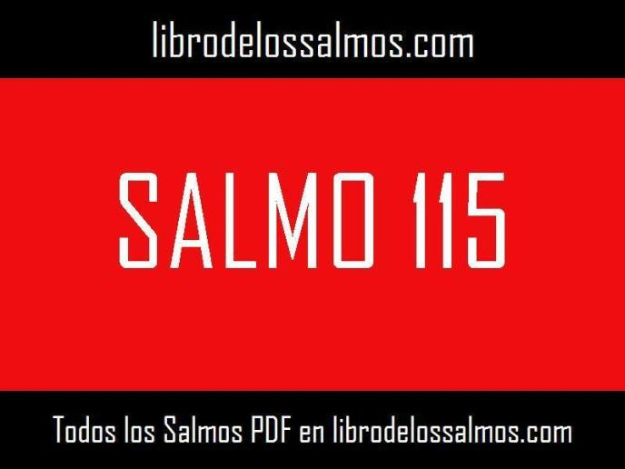 salmo 115