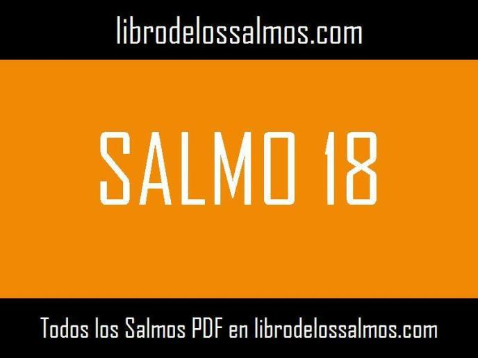 salmo 18