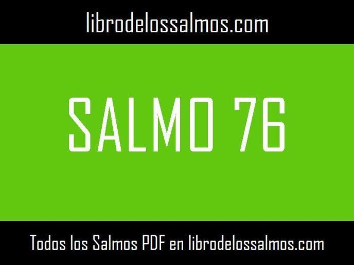 salmo 76