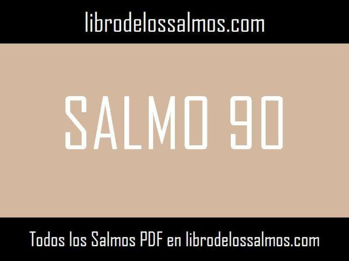 salmo 90