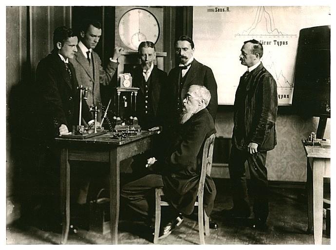 Wundt laboratorio psicologia Alemania