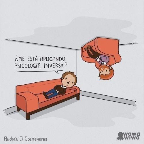 Psicologia a la inversa