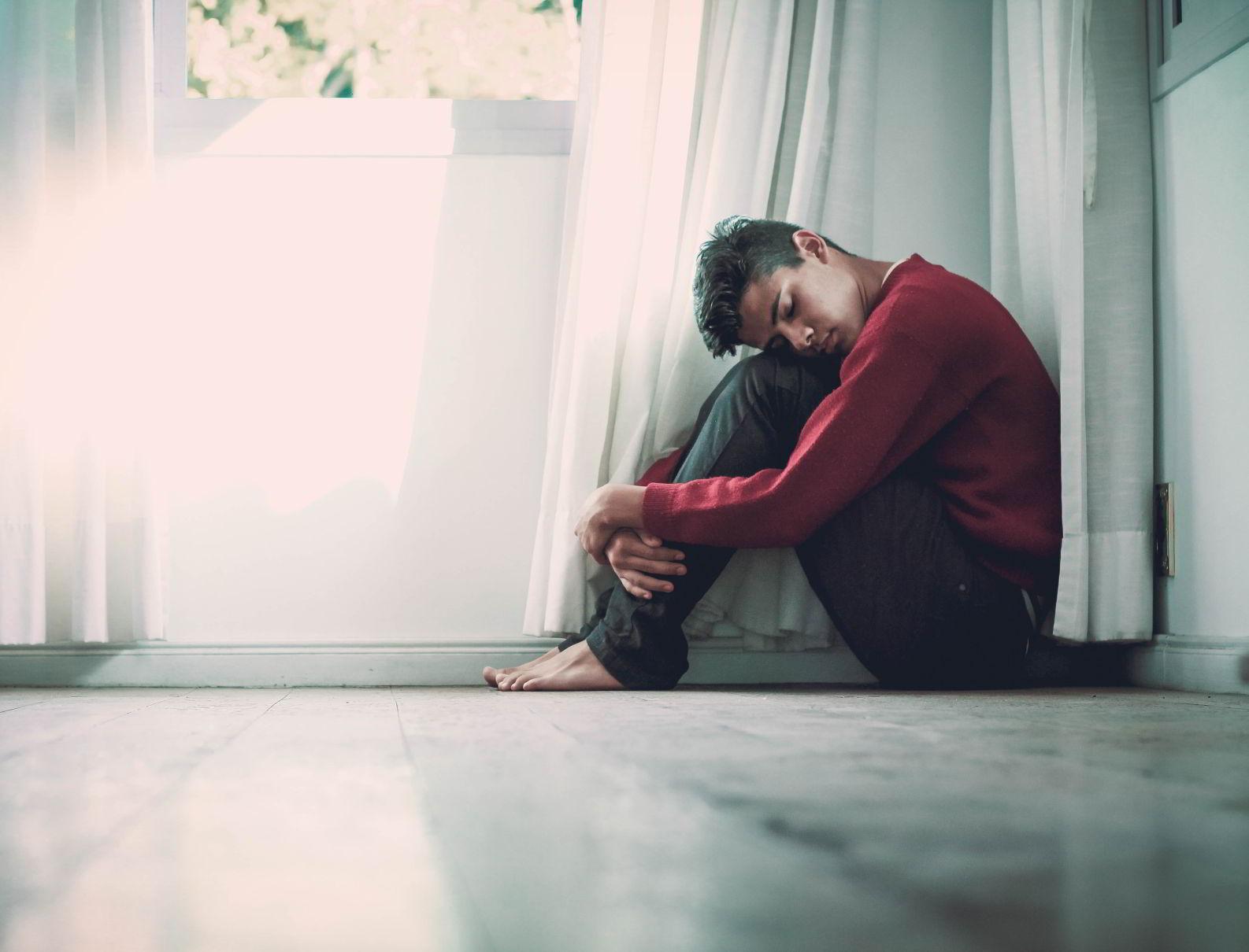 Tristeza Depresion Temor Psicologia