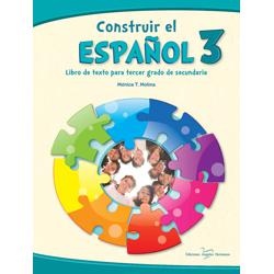 Construir el Español 3 Libro de Texto para Tercer Grado de Secundaria