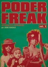 Poder freak, vol 1 (2009)