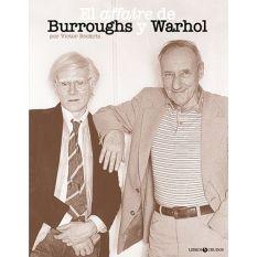 Portada de 'El affaire de Burroughs y Warhol'
