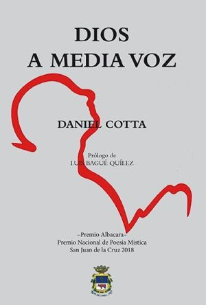 Portada Dios a media voz - Editorial Gollarín y Ayuntamiento de Caravaca de la Cruz