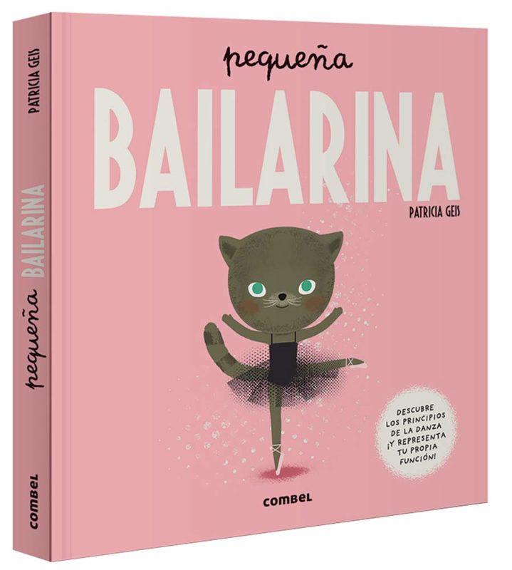 Pequeña bailarina (Español) Tapa dura