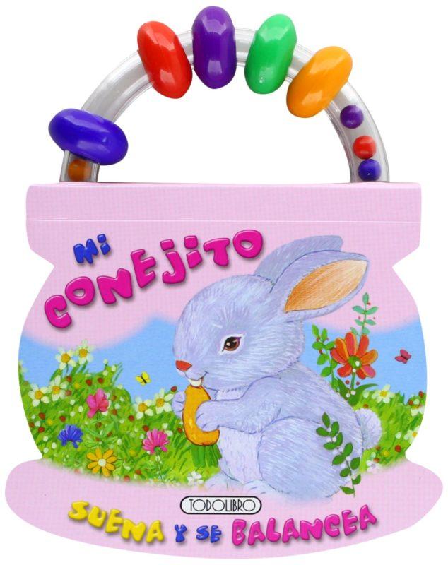 Mi conejito (Sonajero balancín) (Español) Tapa blanda