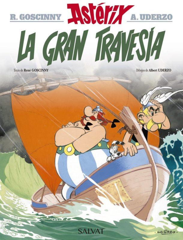 La gran travesía (Castellano - A Partir De 10 Años - Astérix - La Colección Clásica) (Español) Tapa dura