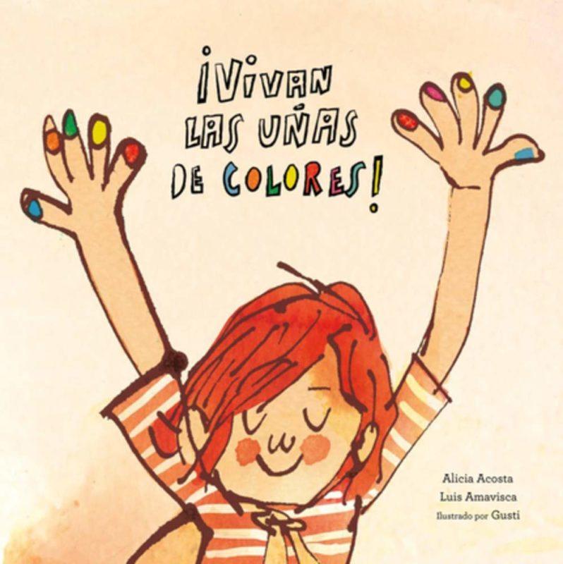 Vivan las uñas de colores (Egalité) (Español) Tapa dura