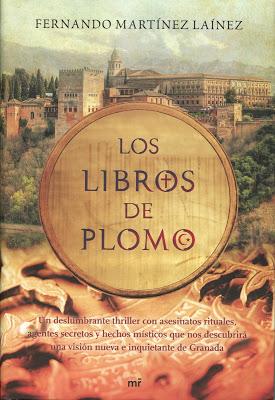 Fernando Martínez Laínez y el thriller. Los Libros de Plomo. Luis de León Barga