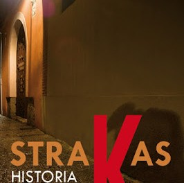 "David Otero. ""Strakas. Historia de una  infamia.» Marta M. Valls."