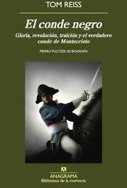 Los grandes placeres, de Giuseppe Scaraffia, y El conde negro, de Tom Reiss. Por Marta Martínez Valls.