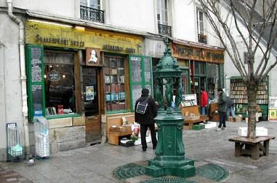 La librería más famosa del mundo. Jeremy Mercer. Rue de l´Odéon. Adrienne Monnier. Marta Valls