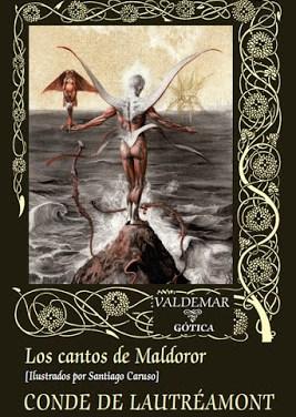 Los cantos de Maldoror. El Conde de Lautréamont