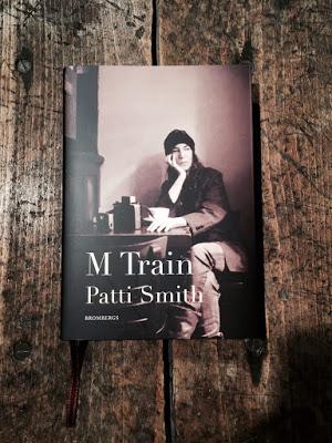 M. Train. Patti Smith