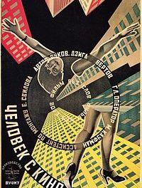 Dziga Vertov y el cine soviético temprano