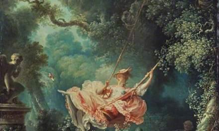 Títulos de Fragonard. Éste sí que era romántico. Enrique López Viejo