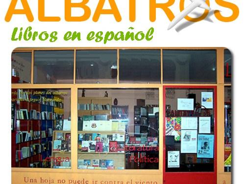 Albatros, una librería en español en Ginebra