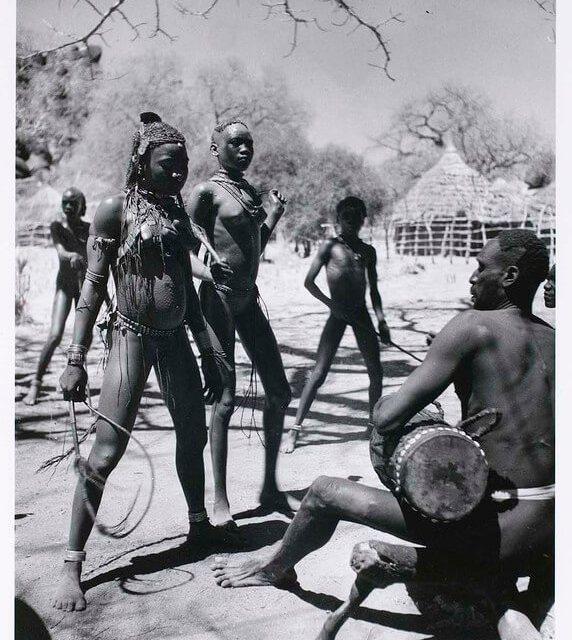 Georges Rodger o los últimos vestigios del África tradicional