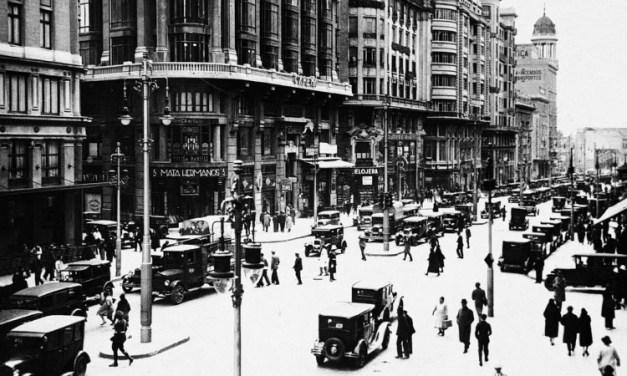La venus mecánica o la novela de la vanguardia española