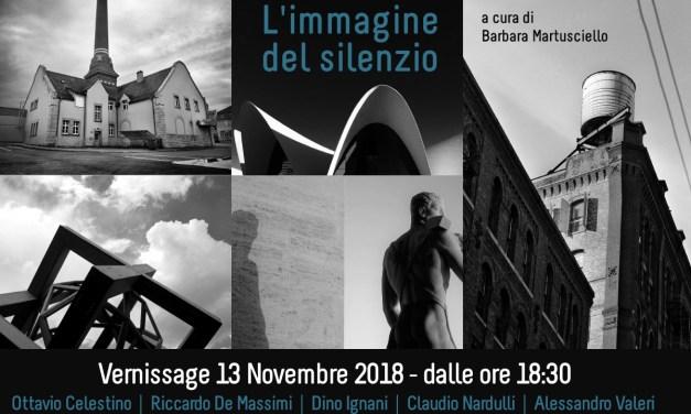 Exposición colectiva de fotos «La imagen del silencio» en Roma