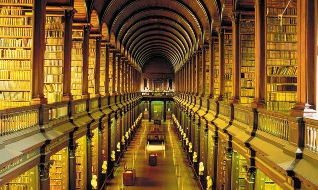 La biblioteca universal en casa