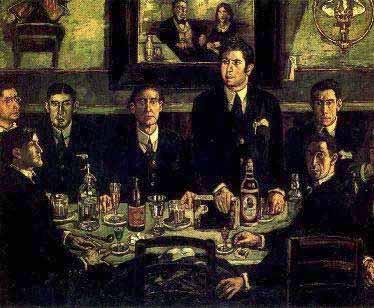 Pombo, un café de gente, palabras y Ramón Gómez de la Serna