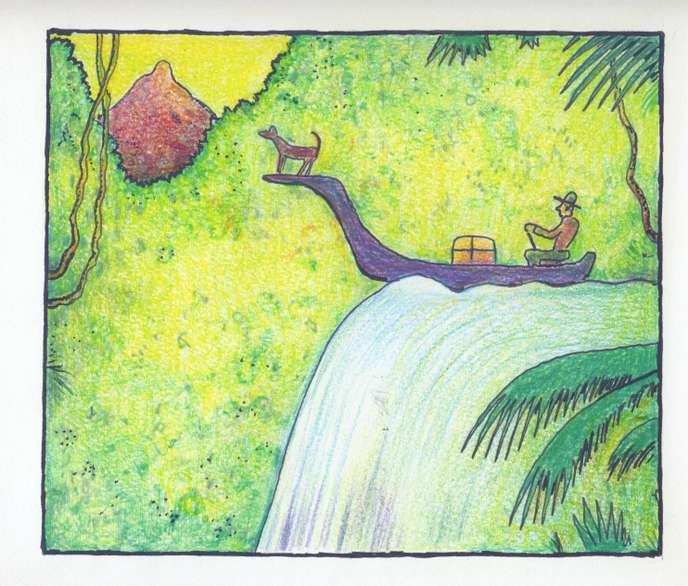 La leyenda de Raymond Maufrais, el explorador devorado por la selva