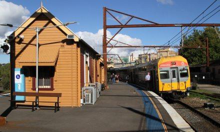 Trenes comunes y pueblos con nombres raros