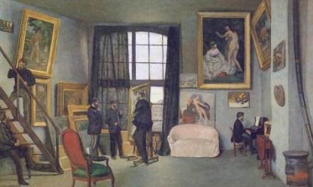 Los talleres del arte: El taller de los impresionistas